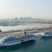 Сфера круизного туризма Дубая занимает лидирующие позиции в мире